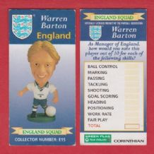 England Warren Barton Newcastle United E15